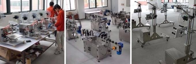 מכונת תוויות מדבקת אמפולה אוטומטית / מכונת תיוג לבקבוק פניצילין