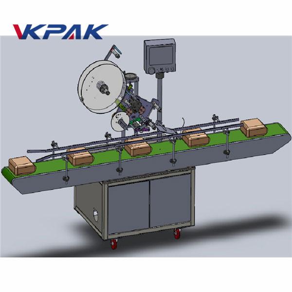 מכונת תיוג אוטומטית להאכלה אוטומטית