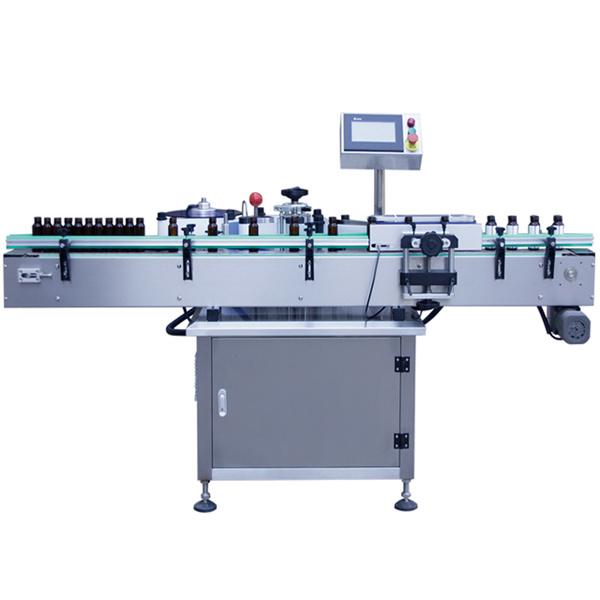 מכונת תיוג אוטומטית לבקרת PLC