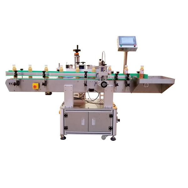 מכונת תיוג בקבוקי מדבקות מקצועית