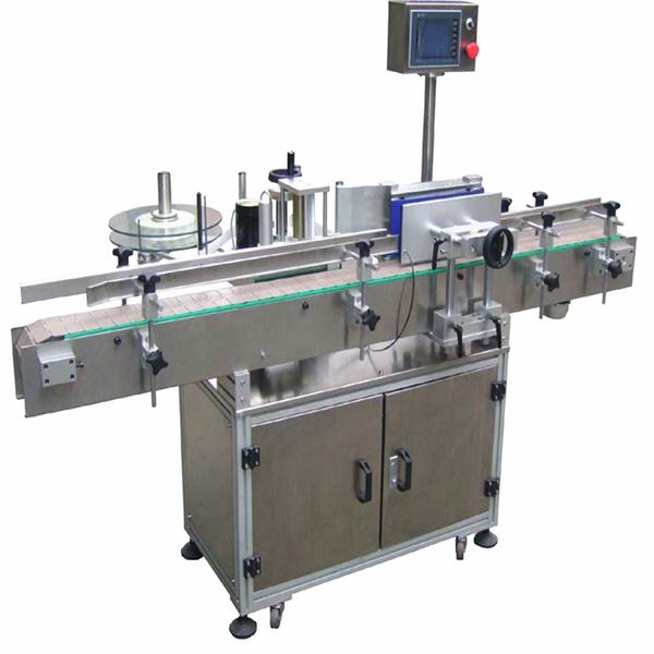 מכונת תוויות מכונה תוויות דבקות עצמיות מכונה 1 קילוואט