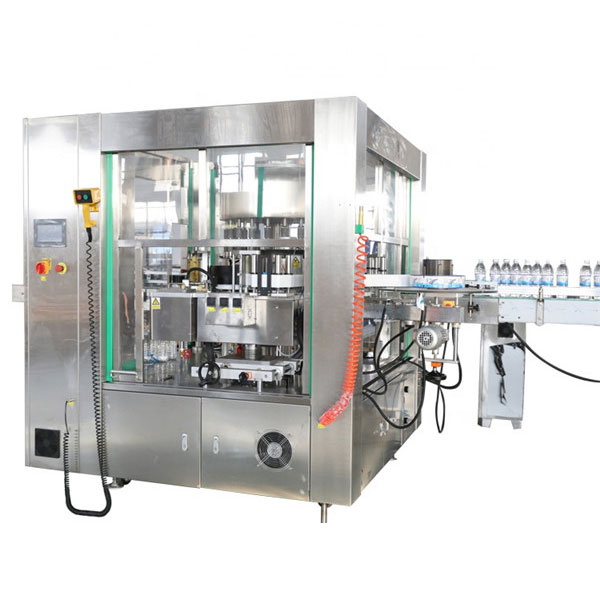 שלוש פנים מיקום מכונות תוויות מדבקות אוטומטיות מכונות מערכת סיבוביות