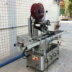 מכונת תיוג עליונה של הנעה חשמלית, מכונת תיוג מדבקות דבקות עצמיות