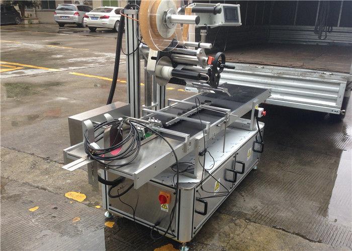 רולרים במהירות גבוהה מדבקת תווית מכונה שלב בקרת מנוע