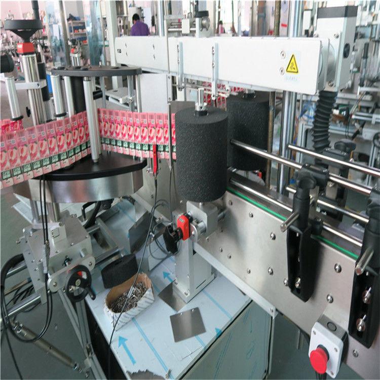 מכונת תיוג מדבקת דבק תווית מגולגלת אוטומטית 220V / 380V
