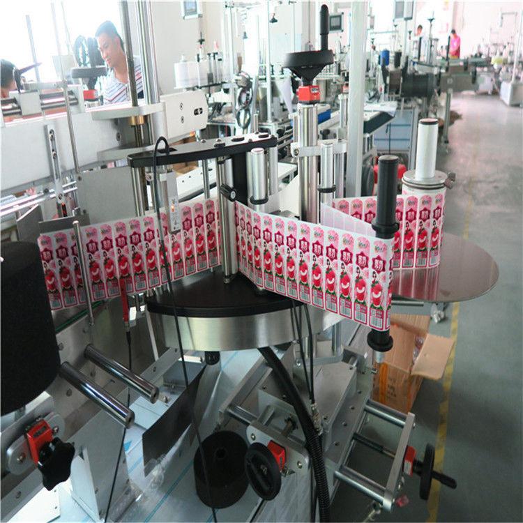מכונת תיוג מדבקות אוטומטית שקופה רב תכליתית