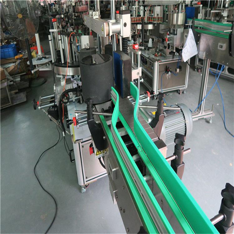 שתי מכונות תוויות מדבקות אוטומטיות תווית דו צדדית 6000-8000 B / H