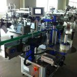 מוליך תוויות מדבקות אוטומטיות מלא, מכונת תיוג בקבוקים