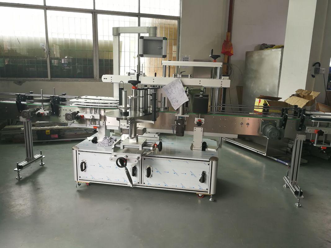 מכונת תוויות מדבקות אוטומטיות של בקבוק מיץ / יין, מכונת תווית אוטומטית