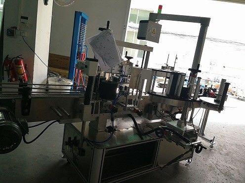 מכונת תוויות מדבקות אוטומטית בצד כפול דיוק גבוה