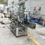 מכונת מוליך מדבקת דבק למים מינרליים קונוס מרובע עגול