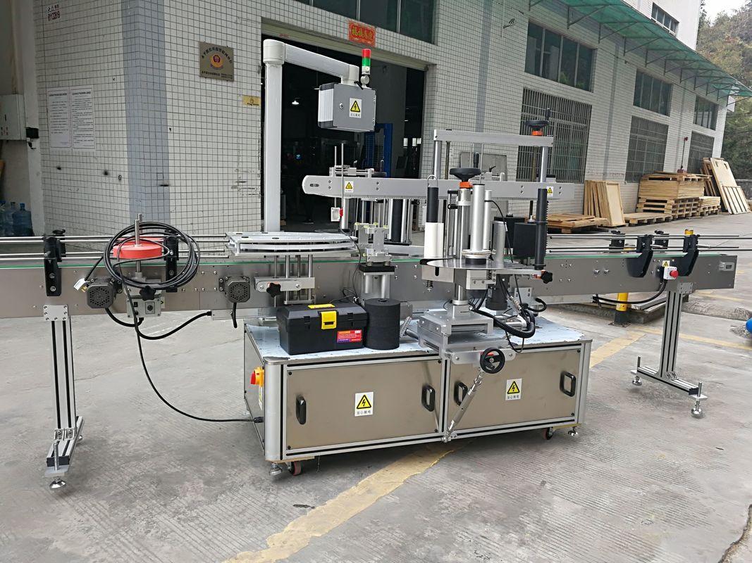 מכונת תוויות מדבקת איטום פינת קרטון אוטומטית מלאה 220V 50HZ 1200W